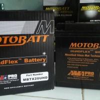 MOTOBATT MBTX20UHD / YTX20BS / YTX20HBS / YTX20LBS Aki Kering Quadflex