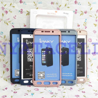 Jual [D] Case Ipaky 360 Ori 99 Samsung S6 Edge/Hard Full Body Casing Cover Murah
