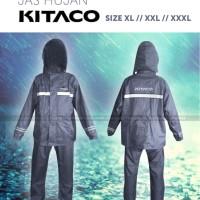 BEST SELLER!! Jas Hujan - KITACO (ORIGINAL) - Melindungi Awet Keren