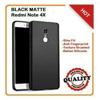 Jual SoftCase Black Matte Oppo A37 / F1S / Noe 7 / A77 / Case Anti Minyak Murah