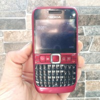 Nokia E63 Normal Hp Jadul Klasik Kamera Qwerty