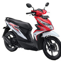 SOUL RED WHITE All New Beat ESP CBS ISS Honda Motor OTR PURWODADI