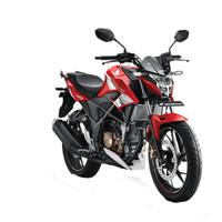 Harga racing red new cb150r streetfire honda motor otr | Pembandingharga.com