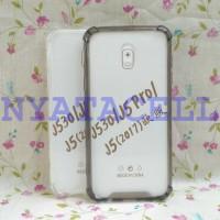 Case Anticrack Fiber Samsung Galaxy J5 Pro J530/Anti Crack Knock Shock
