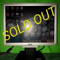 LCD Monitor Komputer Acer 15inch square AL1516 A