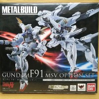 PREMIUM Metal Build Gundam F 91 MSV option parts set AIF612