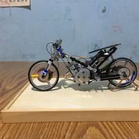PREMIUM miniatur motor drag AIF612