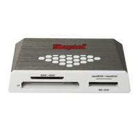 Harga card reader kingston usb 3 0 high speed media reader fcr | Pembandingharga.com