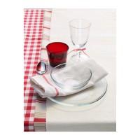 Kain Lap Meja Makan Dapur IKEA TEKLA Towel 50X65cm Bahan Katun Murah