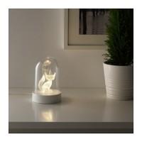 Jual Lampu Meja Dekorasi Model Rubah IKEA STRALA Hiasan Natal Christmas Murah