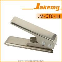 Jual Jakemy Universal Micro SIM Card Cutter-Silver Murah