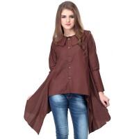 Jual Inficlo Pakaian Wanita Atasan/Blouse Bahan Cotton - WF SRS 933 Murah