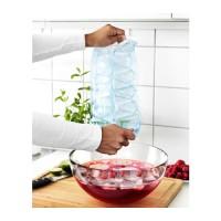 Jual Ikea Isiga 10 Pcs Kantong Cetakan Es Batu BPA Free Ice Cube Bag Term Murah