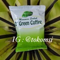 Jual Kopi pelangsing / penurun berat badan / diet / Green cofee asli Murah