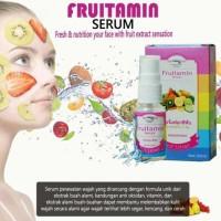 Jual Fruitamin Serum Wajah / Brightening Fruit Extract BPOM Murah