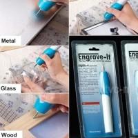 Jual Pena Ukiran Elektrik Engrave It (Engraver Electric Carver) Murah