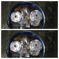AKSESORIS MOTOR BARU velg tdr 2tone mx mx new blade absolute revo cs