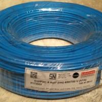 KABEL METAL - NYA 4 mm Stranded Blue @100m 750V