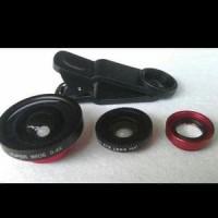 Jual NEW Lensa Superwide 3in1 Universal Murah