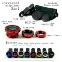 Jual Fisheye 3in1 Murah