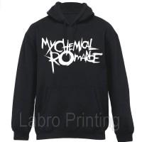 Jaket Hoodie My Chemical Romance