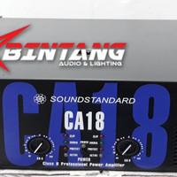 Power Amplifier Soundstandart CA18