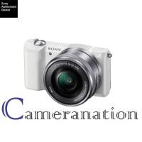 Kamera Mirrorless Sony Alpha 5000 kit 16-50mm (ILCE-5000L mirrorless a