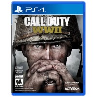 Game Playstation 4 PS4 CALL OF DUTY WWII