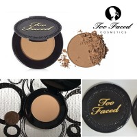 TOO FACED MILK CHOCOLATE SOLEIL MATTE BRONZER TRAVEL SIZE