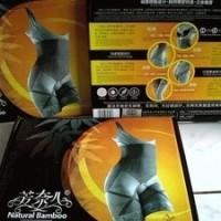 Jual NATURAL BAMBOO Slimming Suit ~ Pelangsing Multi Fungsi Murah