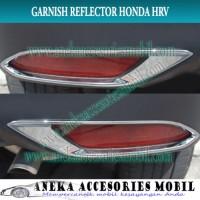 Jual Jual Garnish Ring Reflektor Bumper Mobil Honda HRV Bagus Murah