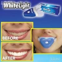 Jual White light  100 % ORIGINAL USA PEMUTIH GIGI BEST SELLER!!! Murah