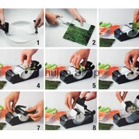 Jual Sale Promo Perfect Roll Sushi Maker Alat Penggulung Sushi Roller Art C Murah