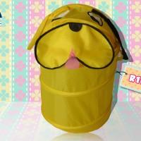 Laundry Bag 3D Model Anjing Kuning