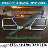 Jual Unik Garnish Ring Reflektor Bumper Mobil Honda Mobilio ZA-75Y Barang M Murah