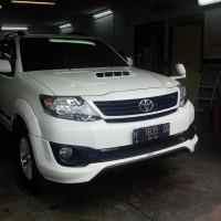 Bodykit Toyota Grand Fortuner TRD VNT Add On Diskon