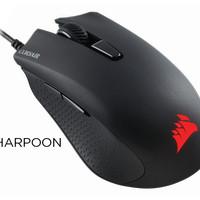 Jual TERLARIS Corsair Harpoon RGB Gaming Mouse CK1213 Murah