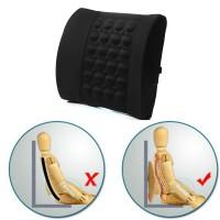Jual HOT SALE Alat Pijat Mobil Sandaran Jok Elektrik Car Massage Hitam SP Murah