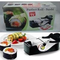 Jual SALE murah PERFECT ROLL SUSHI AS SEEN ON TV/ALAT PEMBUAT SUSHI MAKANAN Murah