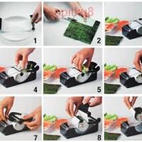 Jual Larisss #EC009 - Perfect Roll - Sushi Roll Maker - Alat Pembuat - Peng Murah