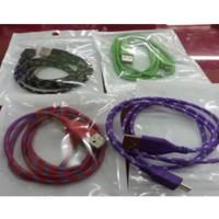 Jual (Murah) Kabel Micro USB LED Tali Sepatu Murah