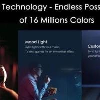 Jual Diskon Xiaomi Yeelight 2 Colorful Led Smart Light Bulb Terbatas Murah