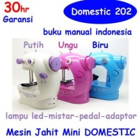 Jual Jual Sewing Machine S2 / Fhsm 202 / Gt 202 Mesin Jahit Mini Murah Murah