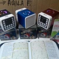 Jual Jual Speaker Audio Al Qur'An Hafalan Murottal 30 Juz Anak Kotak Kecil Murah