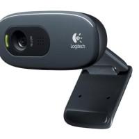 Webcam Logitech C270 HD Web cam HD720p - Garansi resmi ORIGINAL 100%