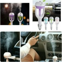 Jual Parfum Mobil Car Vehicle Usb Aromatherapy Humidifier Murah