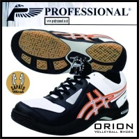 volleyball shoes ORION Professional series BLACK