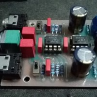 (Sale) Kit cMoy Head Amp / Headphones Amplifier 3CH