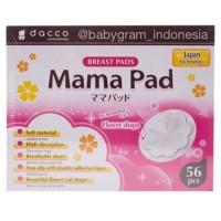 Jual (Breast Pump) Breastpad Dacco Mamapad Mama Pad isi 56 Murah