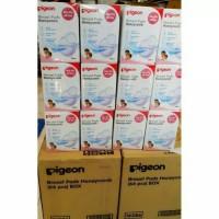 Jual DIJAMIN ORI Breast Pad Pigeon Honeycomb 66pcs Murah